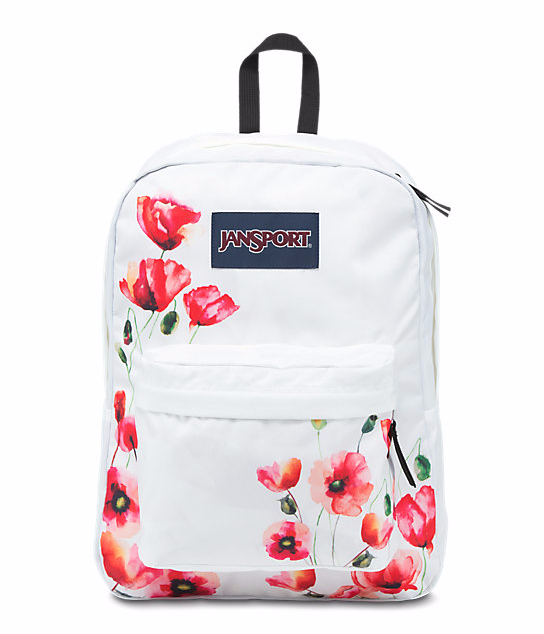 לצפייה במוצר JANSPORT SUPERBREAK - CALIFORNIA POPPY