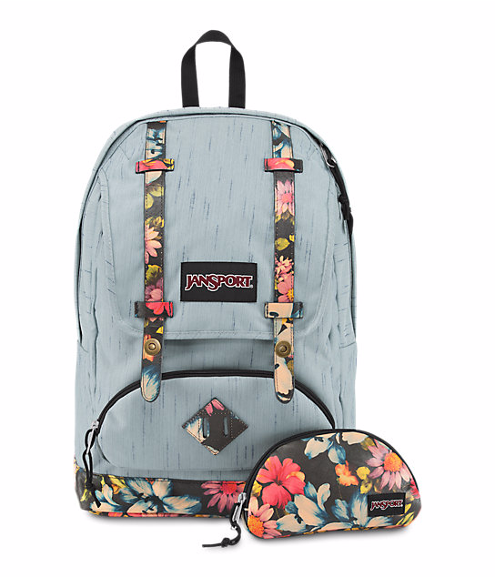 לצפייה במוצר JANSPORT BAUGHMAN - GARDEN DELIGHT