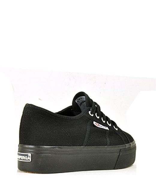 8332c19438 5832d1be112ddsuperga-black-2790-canvas-platform-sneaker -product-2-621690259-normal.jpeg