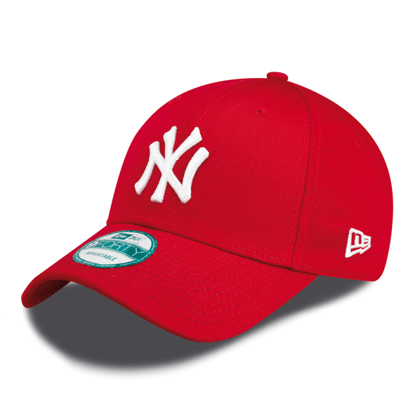 לצפייה במוצר NEW ERA 9FORTY YANKEES RED