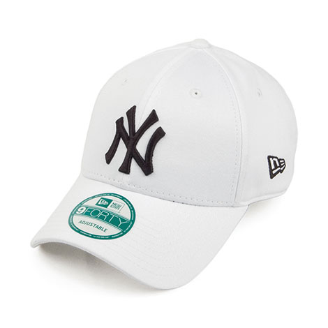 לצפייה במוצר NEW ERA 9FORTY BASIC YANKEES WHITE