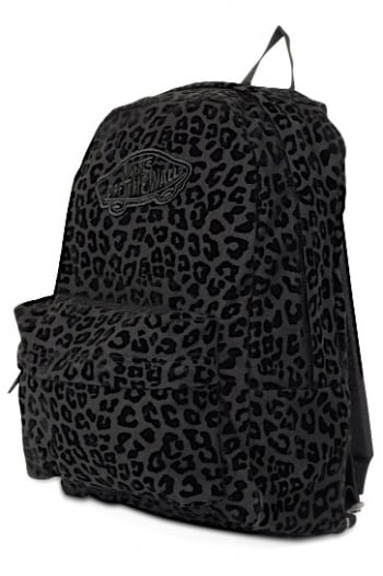 ... the latest 16cef 97008 Vans Realm Graphite Backpack From Pacsun Vans  Backpack Realm Leopard . 24976e494df87
