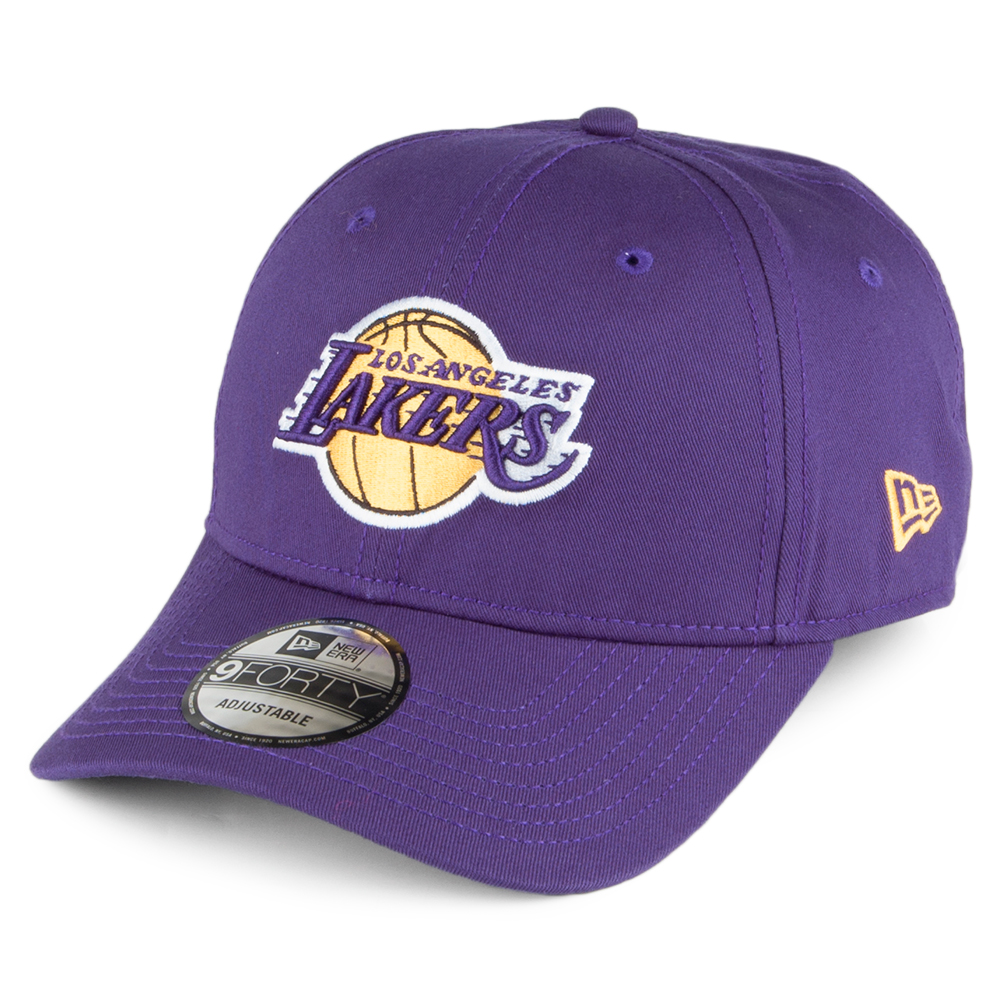 לצפייה במוצר NEW ERA 9FORTY LAKERS TEAM