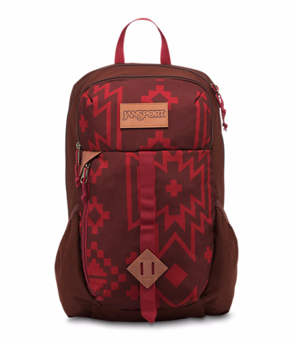 לצפייה במוצר JANSPORT HAWK RIDGE VIKING - RED