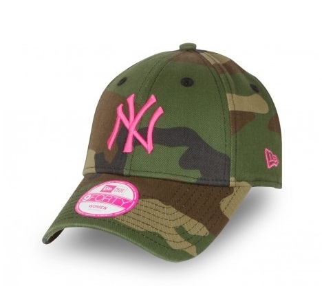 לצפייה במוצר NEW ERA 9FORTY FASHION CAMO