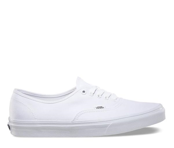 לצפייה במוצר VANS AUTHENTIC - TRUE WHITE