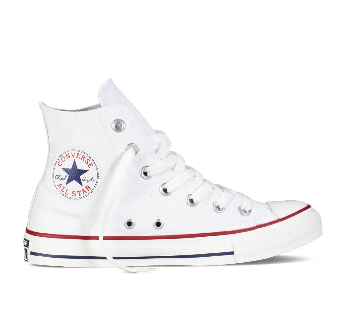 לצפייה במוצר ALL STAR BASIC HI WHITE