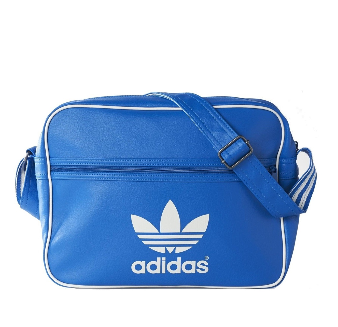 לצפייה במוצר ADIDAS BAG AIRLINER CLASSIC - BLUE