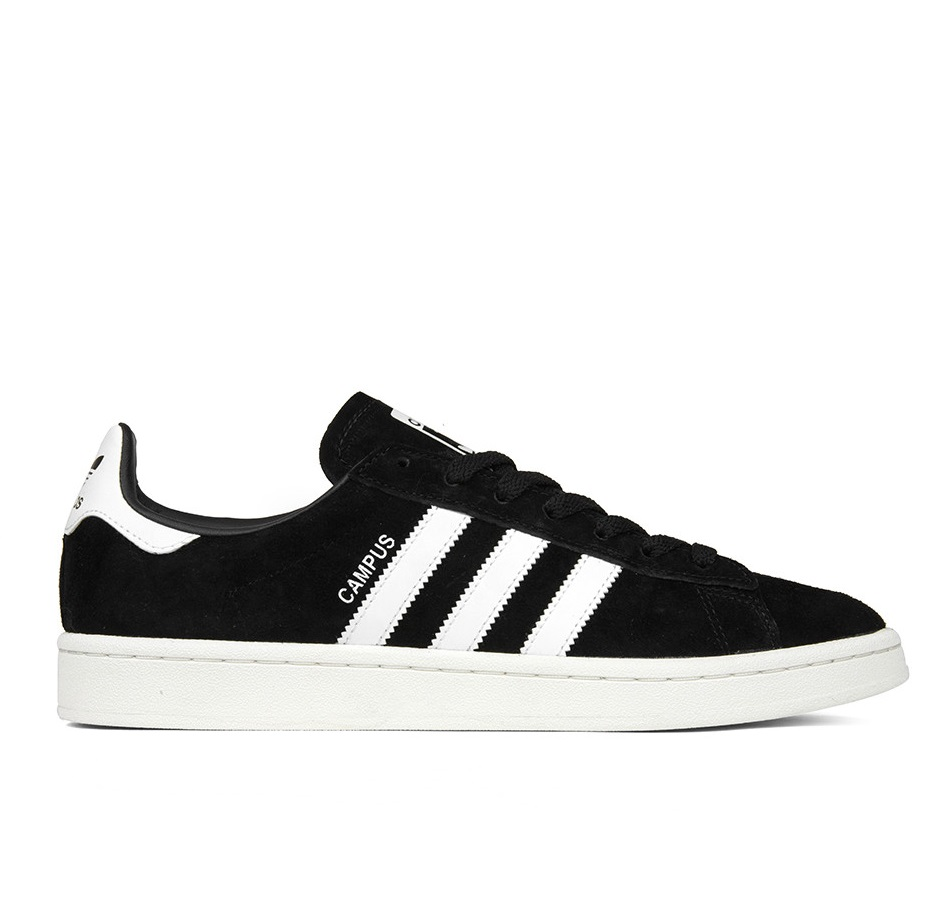לצפייה במוצר ADIDAS CAMPUS - BLACK/WHITE