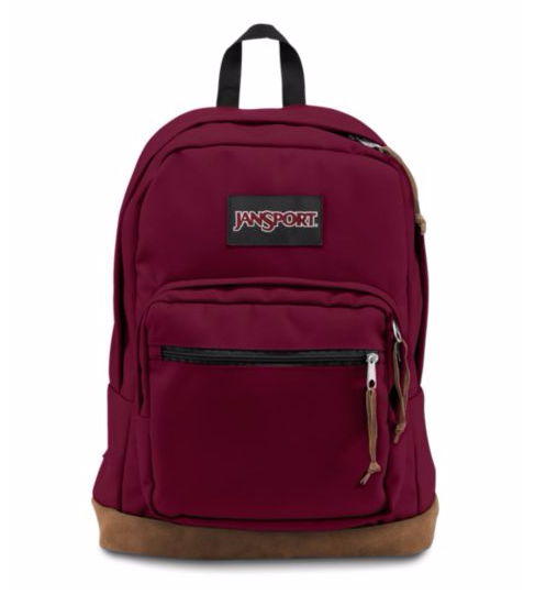 לצפייה במוצר JANSPORT RIGHTPACK - RUSSET RED