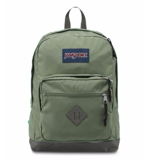לצפייה במוצר JANSPORT CITY SCOUT - MUTED GREEN