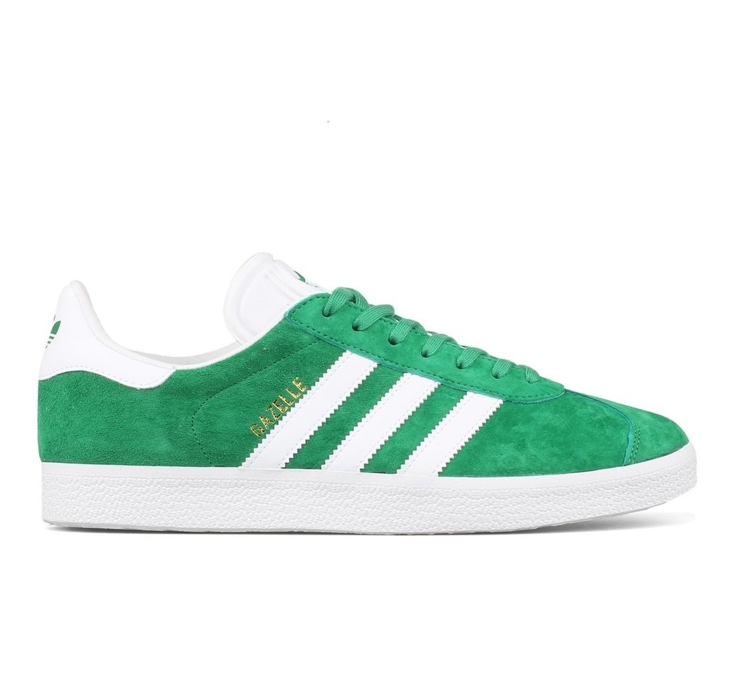 לצפייה במוצר ADIDAS GAZELLE - GREEN WHITE GOLD