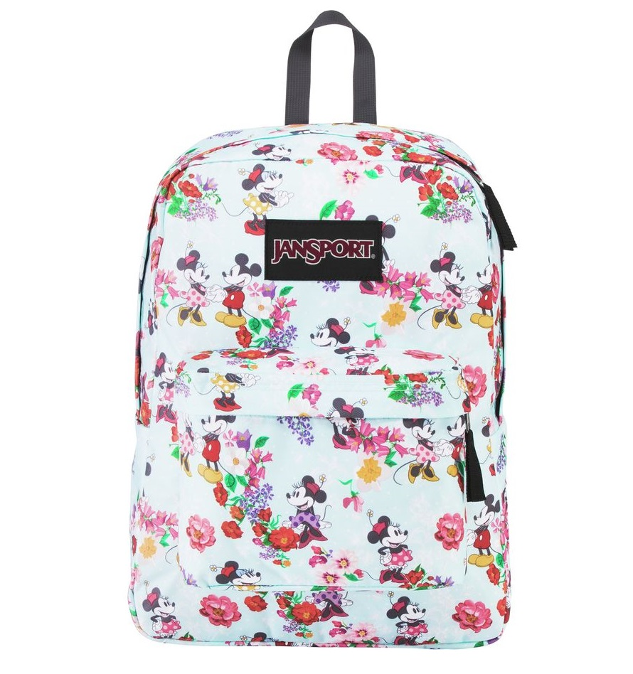 לצפייה במוצר JANSPORT DISNEY SUPERBREAK - BLOOMING MINNIE