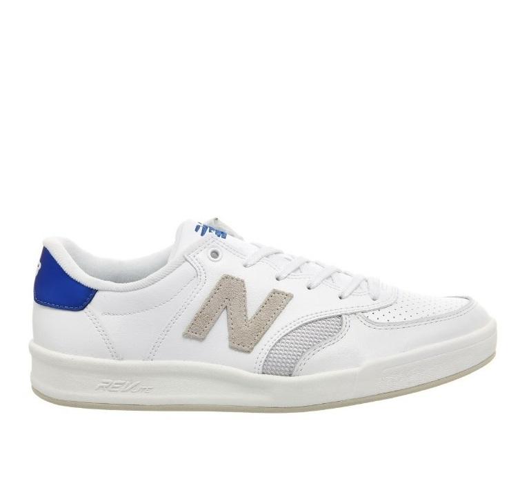 לצפייה במוצר NEW BALANCE CRT300 - WHITE & BLUE