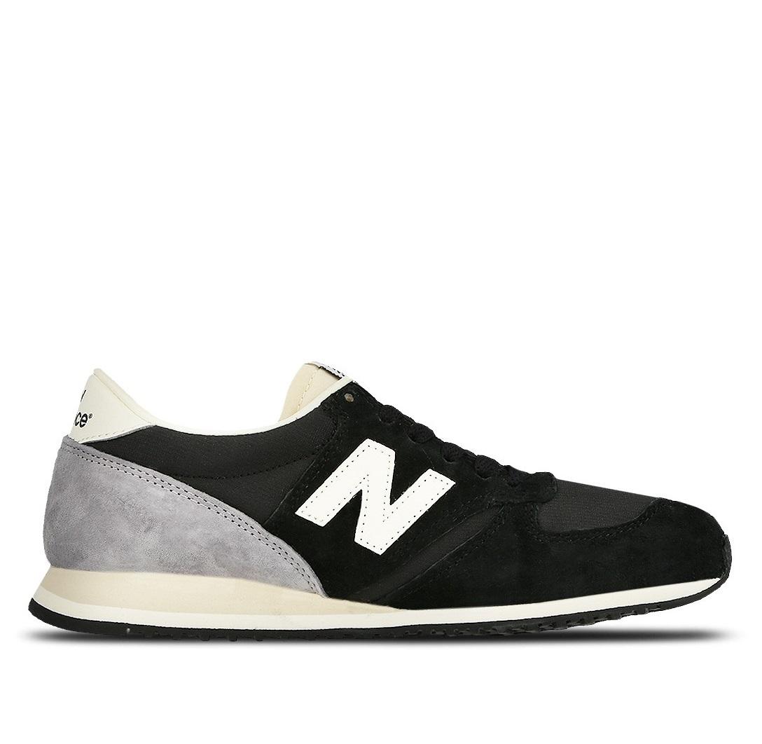 לצפייה במוצר NEW BALANCE 420 - BLACK GREY WHITE