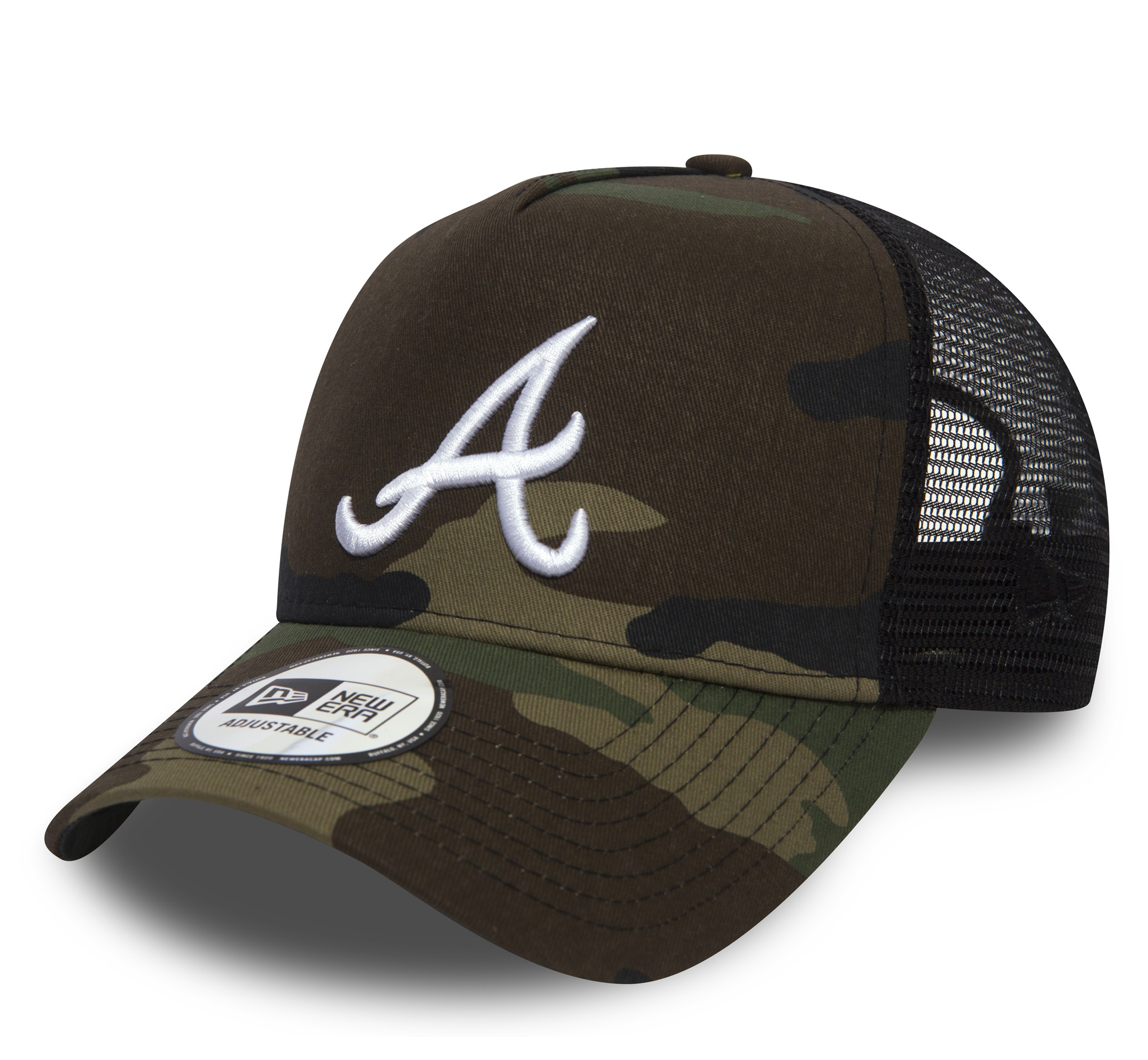 לצפייה במוצר NEW ERA ATLANTA BRAVES - A FRAME TRUCKER