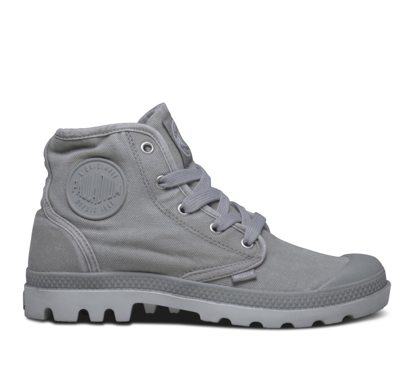 לצפייה במוצר PALLADIUM PAMPA HI - GREY