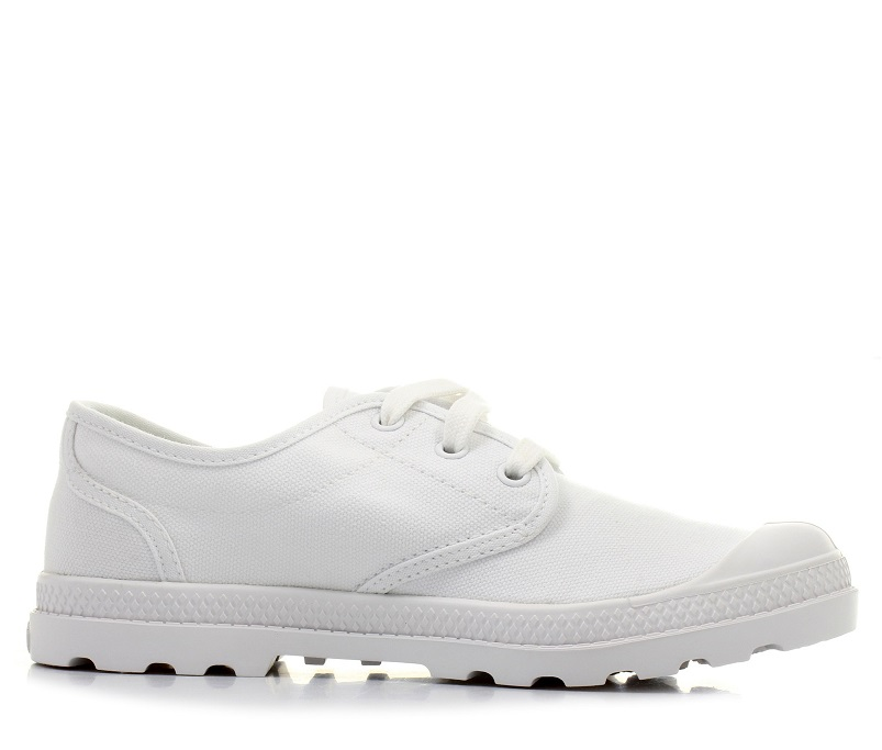 לצפייה במוצר PALLADIUM PAMPA OXFORD - WHITE