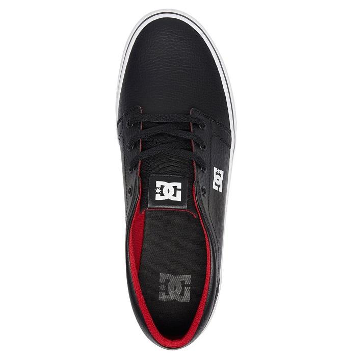 לצפייה במוצר DC SHOES TRASE - BLACK/RED/WHITE