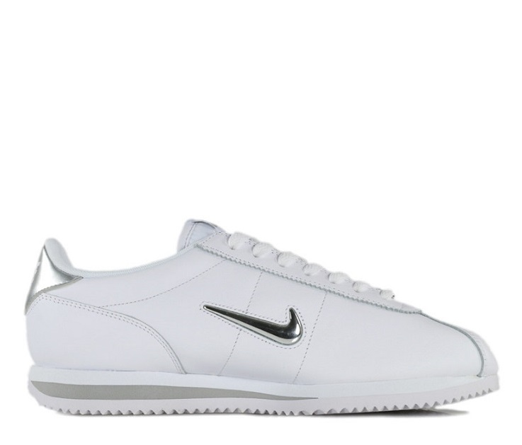 לצפייה במוצר CLASSIC CORTEZ JEWEL - WHITE METALLIC