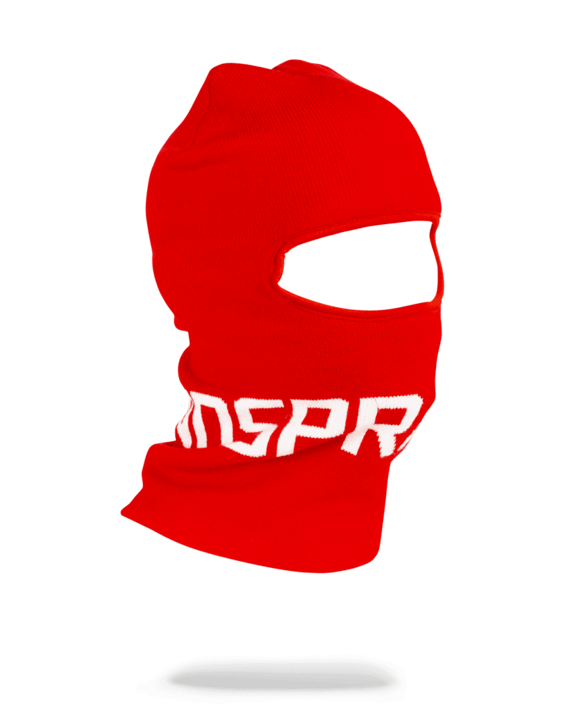 לצפייה במוצר SPRAYGROUND RED SKI MASK
