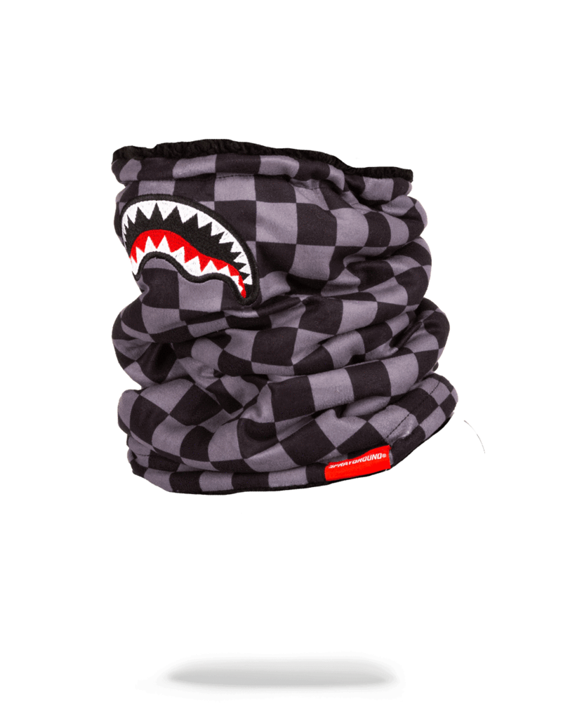 לצפייה במוצר SPRAYGROUND CHECKERED SHARK NECK