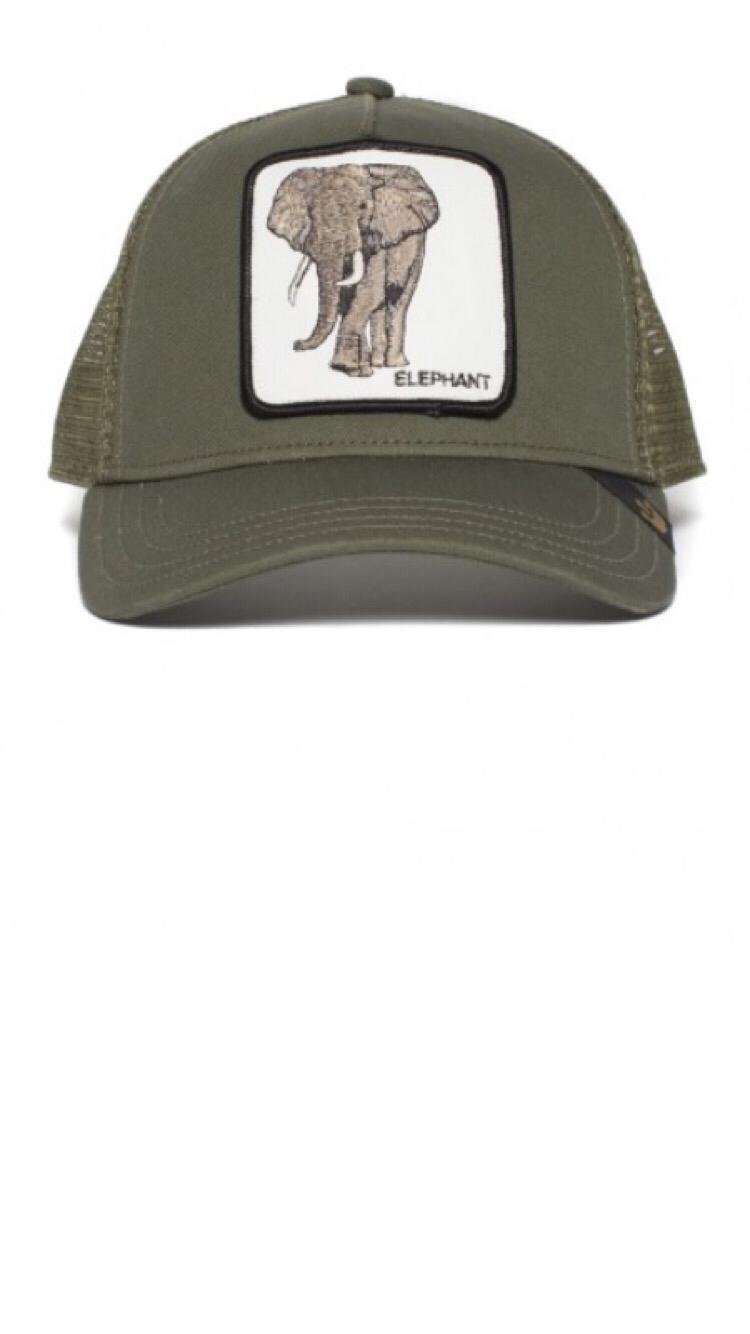 לצפייה במוצר GOORIN BROS ELEPHANT OLIVE
