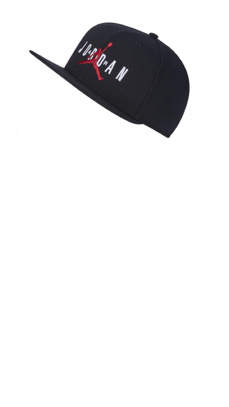 לצפייה במוצר JORDAN PRO JUMPAN CAP BLACK