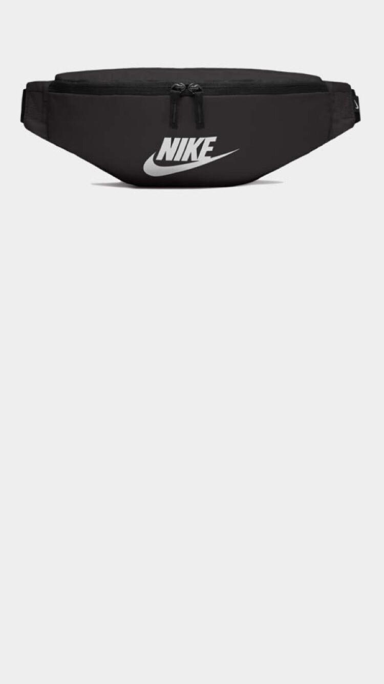 לצפייה במוצר NIKE HERITAGE BELT BAG BLACK