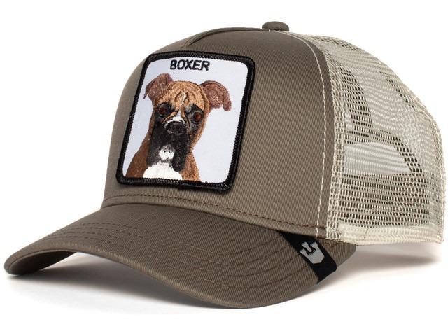 לצפייה במוצר  GOORIN BROS. BOXER CAP