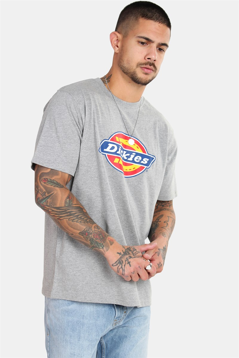 לצפייה במוצר DICKIES HORSESHOE TEE GREY