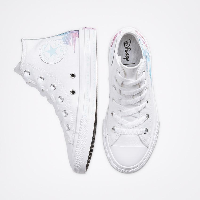 לצפייה במוצר Converse x Frozen 2 Chuck Taylor All Star Hi Anna & Elsa Sneaker