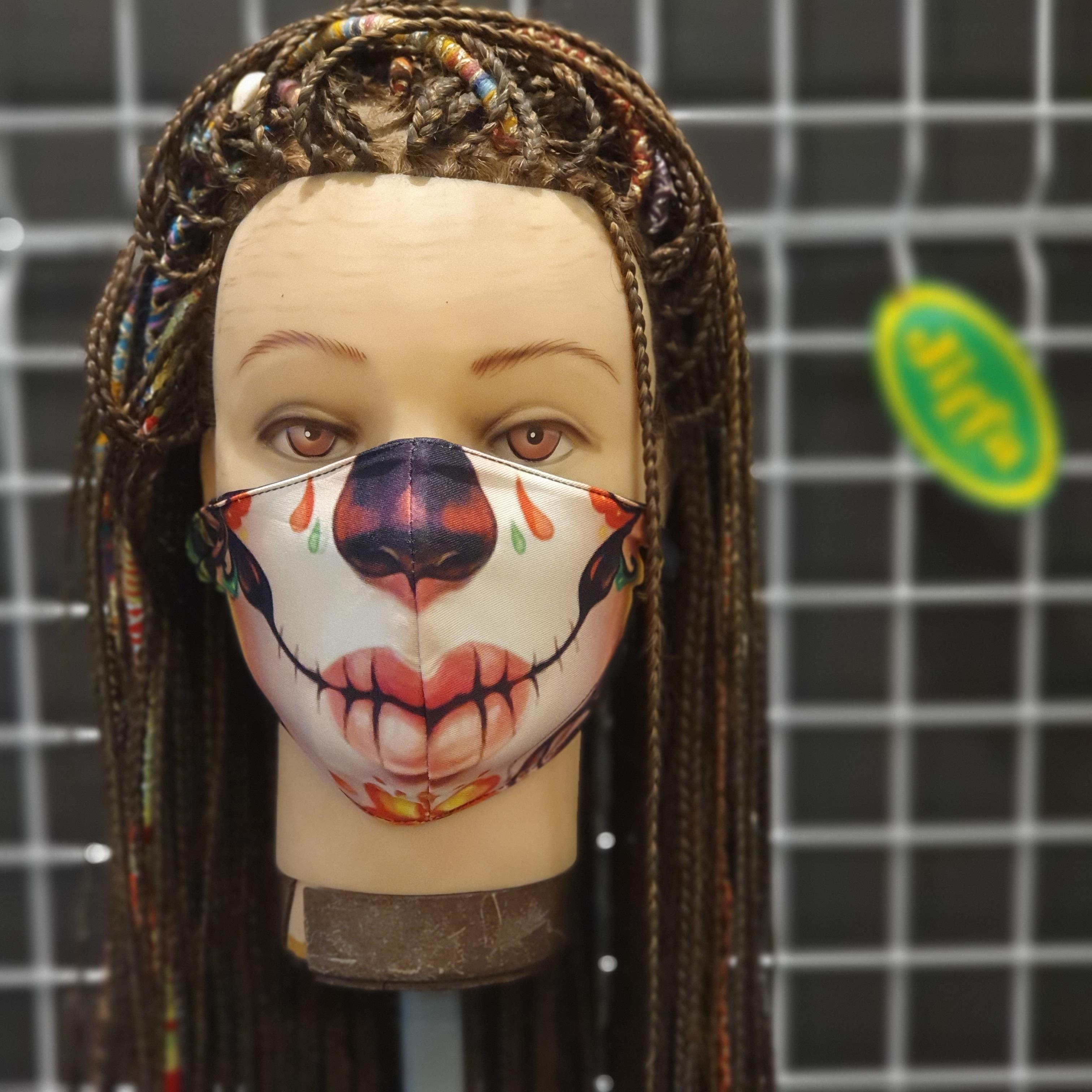 לצפייה במוצר JIFFA MASK skeleton