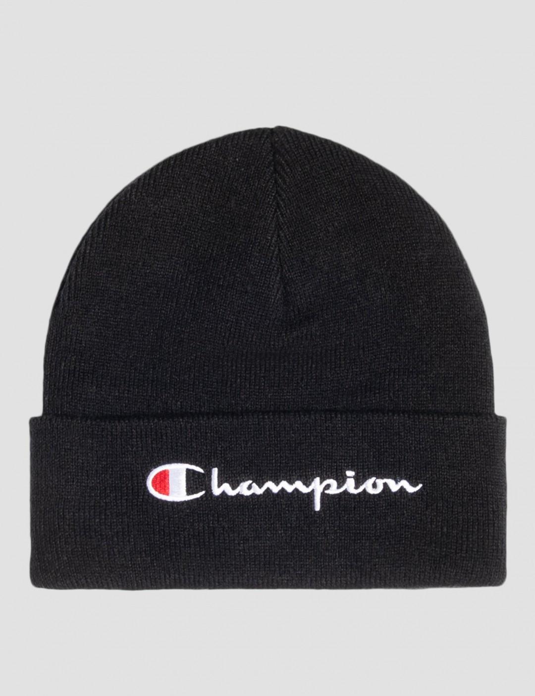 לצפייה במוצר Champion black classic beanie