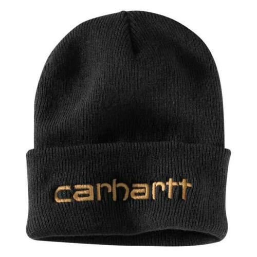לצפייה במוצר CARHARTT black Beanie