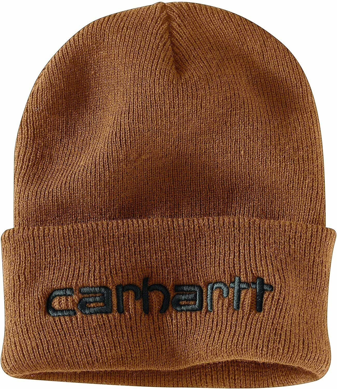 לצפייה במוצר CARHARTT brown Beanie