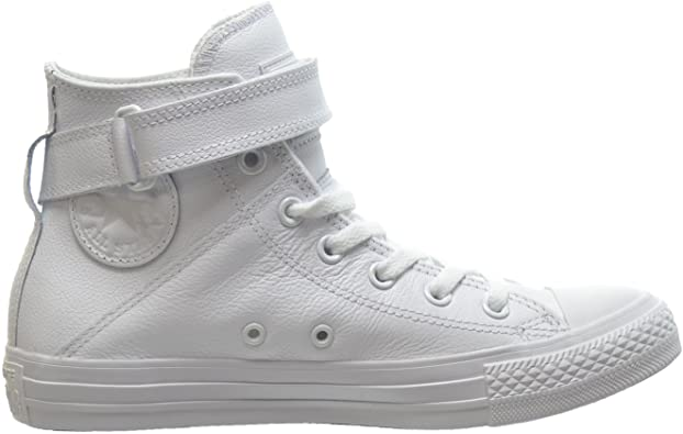 לצפייה במוצר  Converse Chuck Taylor All Star LEATHER Hi White
