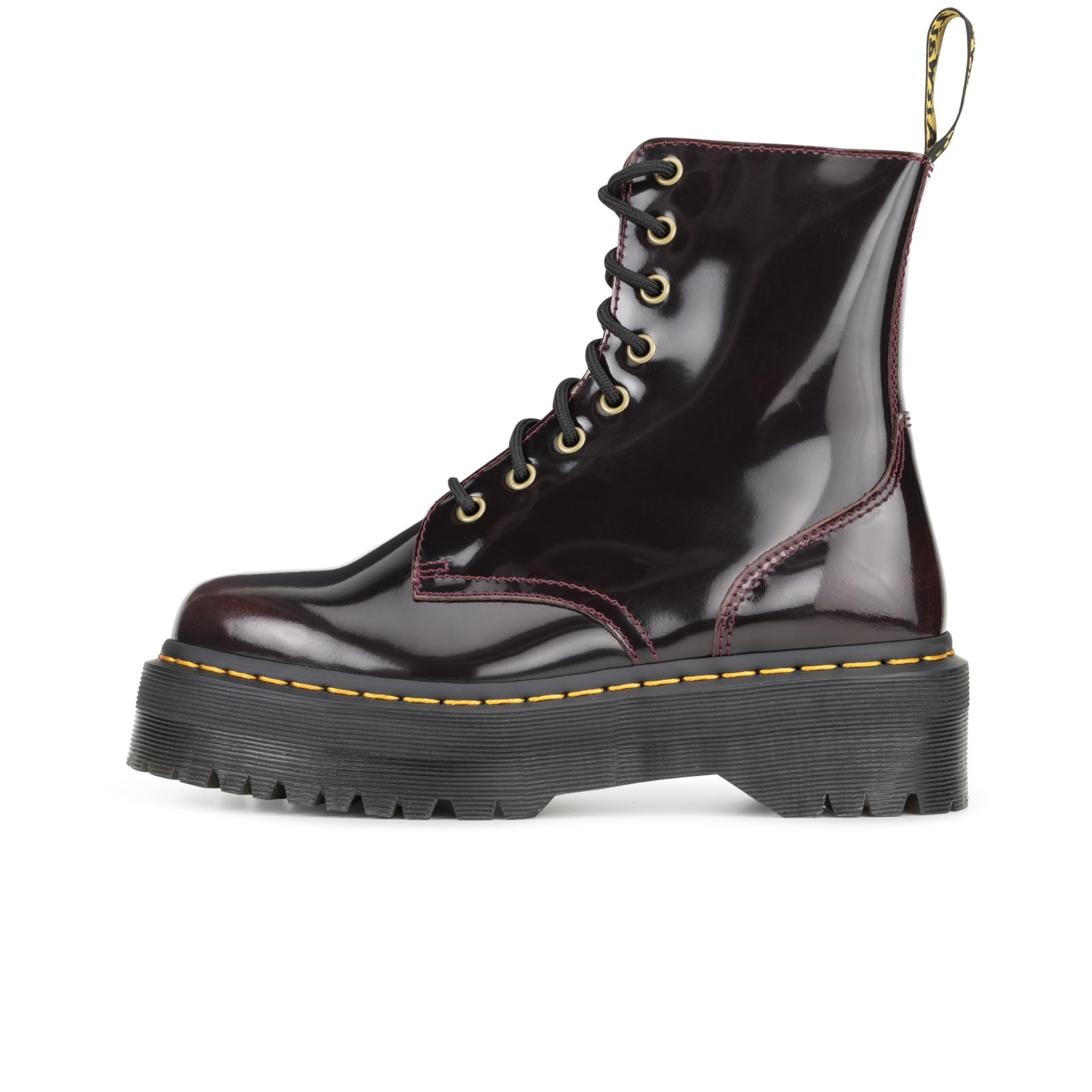 לצפייה במוצר DR MARTENS Jadon Cherry Red