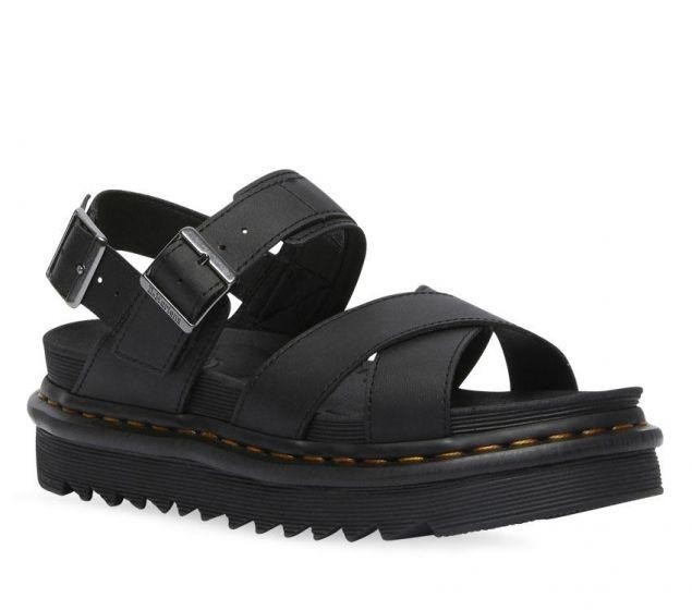 לצפייה במוצר DR. MARTENS LEATHER STRAP SANDALS‏
