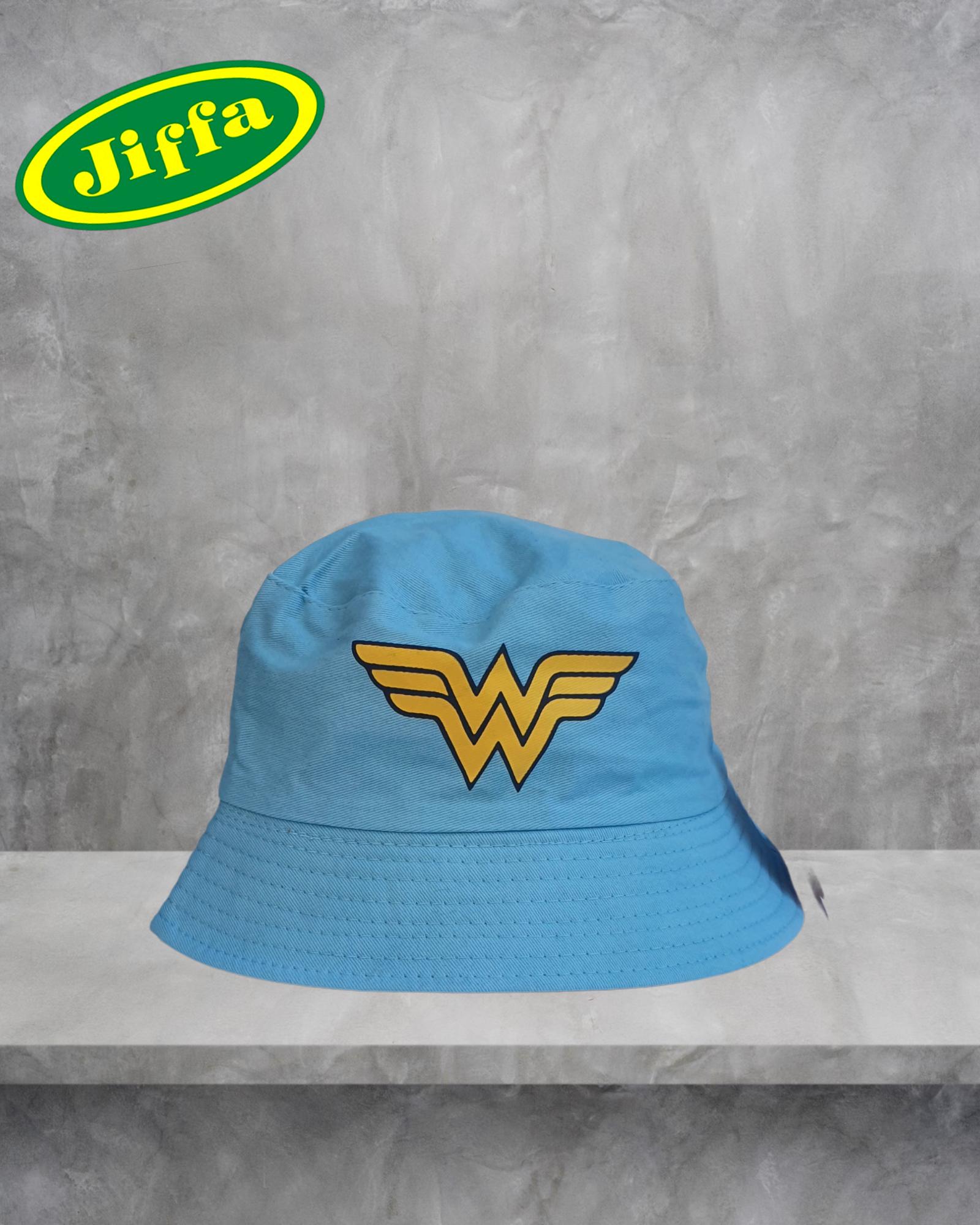 לצפייה במוצר bucket hat - wonder woman