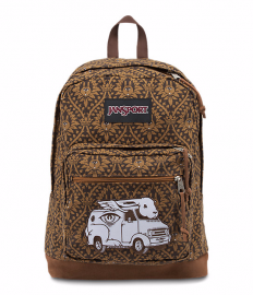 לצפייה במוצר JANSPORT RIGHT PACK STREET - JEREMY FISH