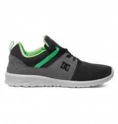 לצפייה במוצר DC HEATHROW SE - BLACK & GREY & GREEN