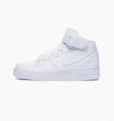 לצפייה במוצר AIR FORCE 1 MID '07 LE  WHITE - WOMAN
