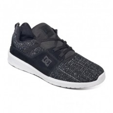 לצפייה במוצר DC SHOES HEATHROW LE BLACK MARL