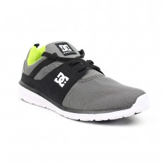 לצפייה במוצר DC SHOES HEATHROW GREY BLK GREEN