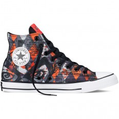 לצפייה במוצר ALL STAR CTAS HI RED BLK