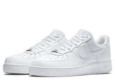 לצפייה במוצר NIKE AIR FORCE  WHITE - LOW - WOMAN