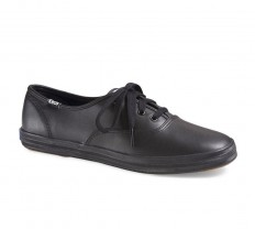 לצפייה במוצר KEDS CHAMPION LEATHER - BLACK