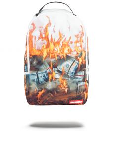 לצפייה במוצר SPRAYGROUND - WHITE MONEY FIRE