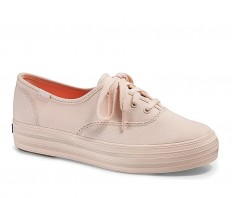 לצפייה במוצר KEDS TRIPLE - MONO PALE PEACH